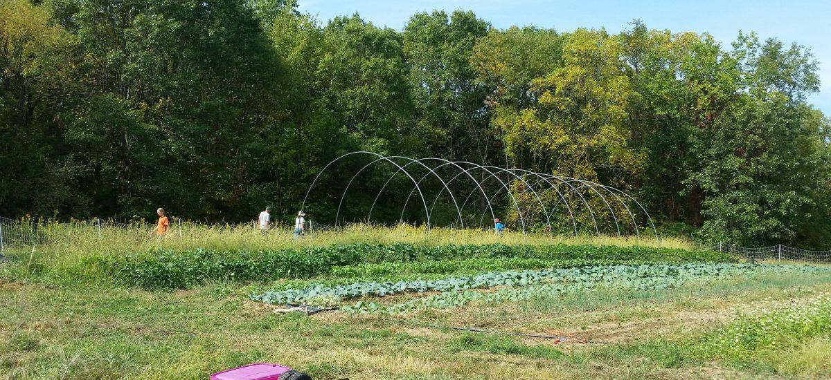 Farm Garden Slider