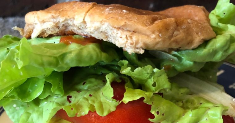 The Julia Burger