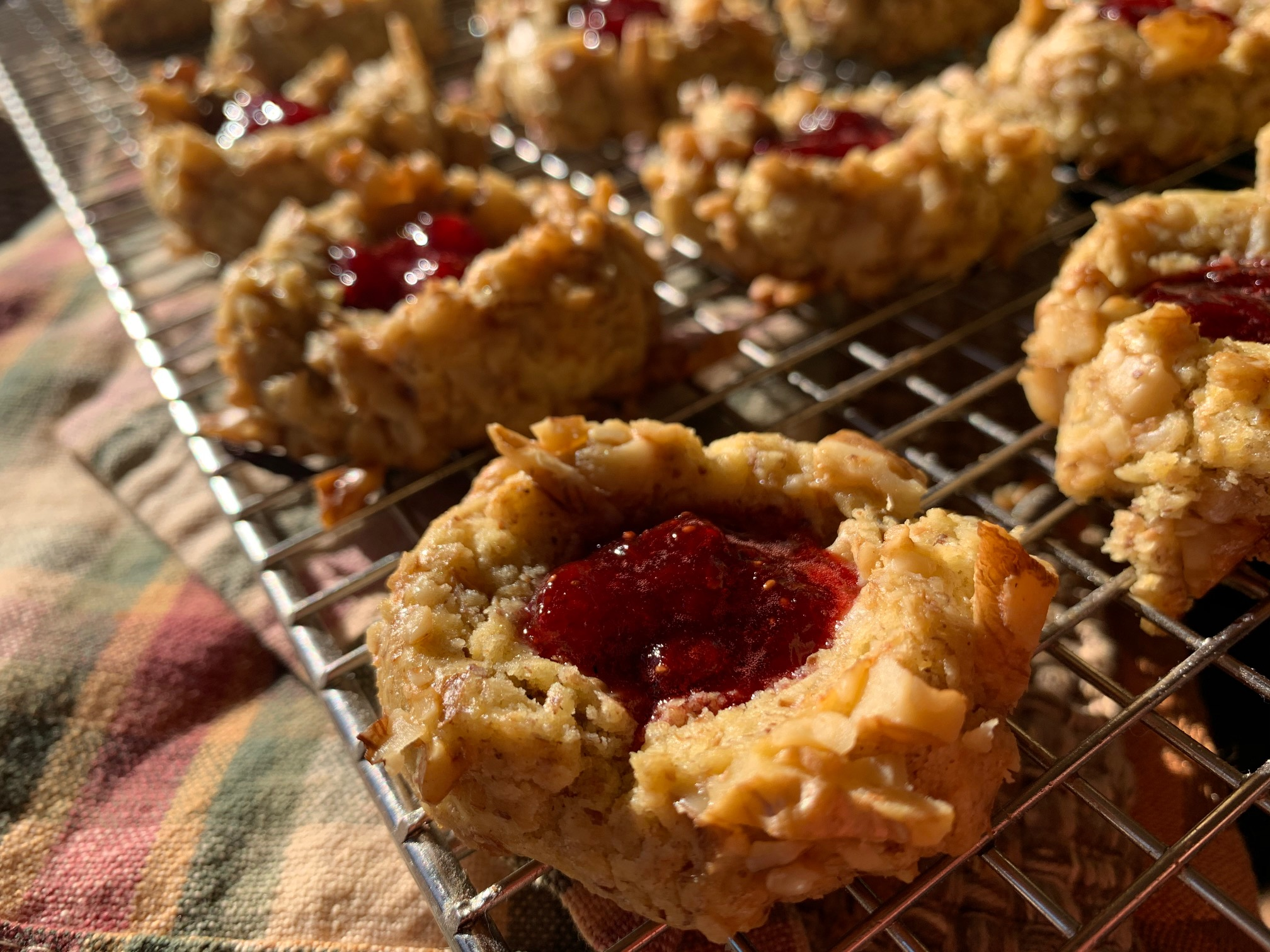 Jam Thumbprints – A Cookie Classic