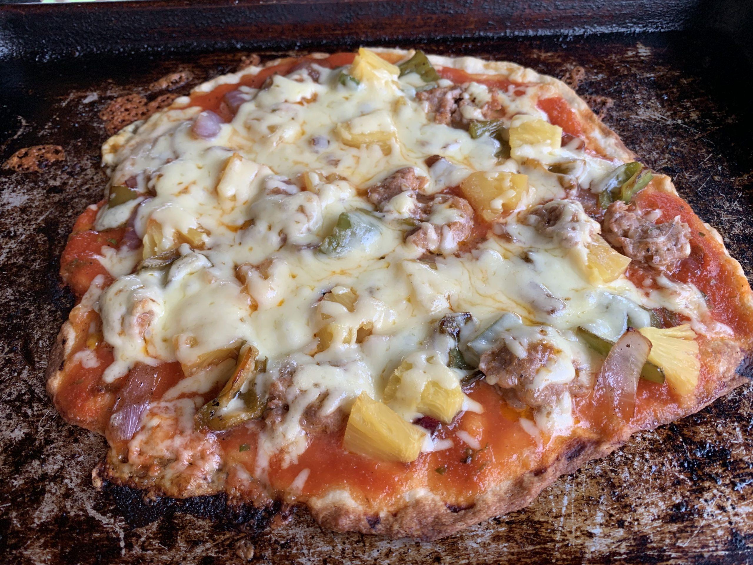Homemade Pizza